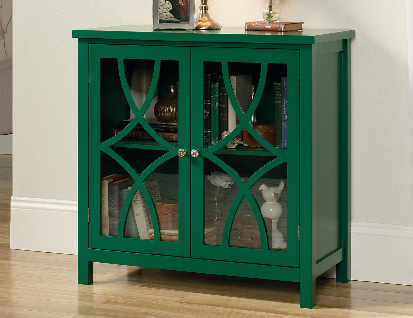 Emerald Display Cabinet