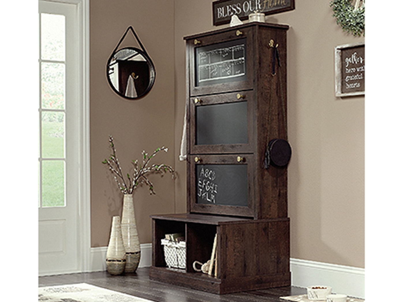 Storage Solutions Entryway