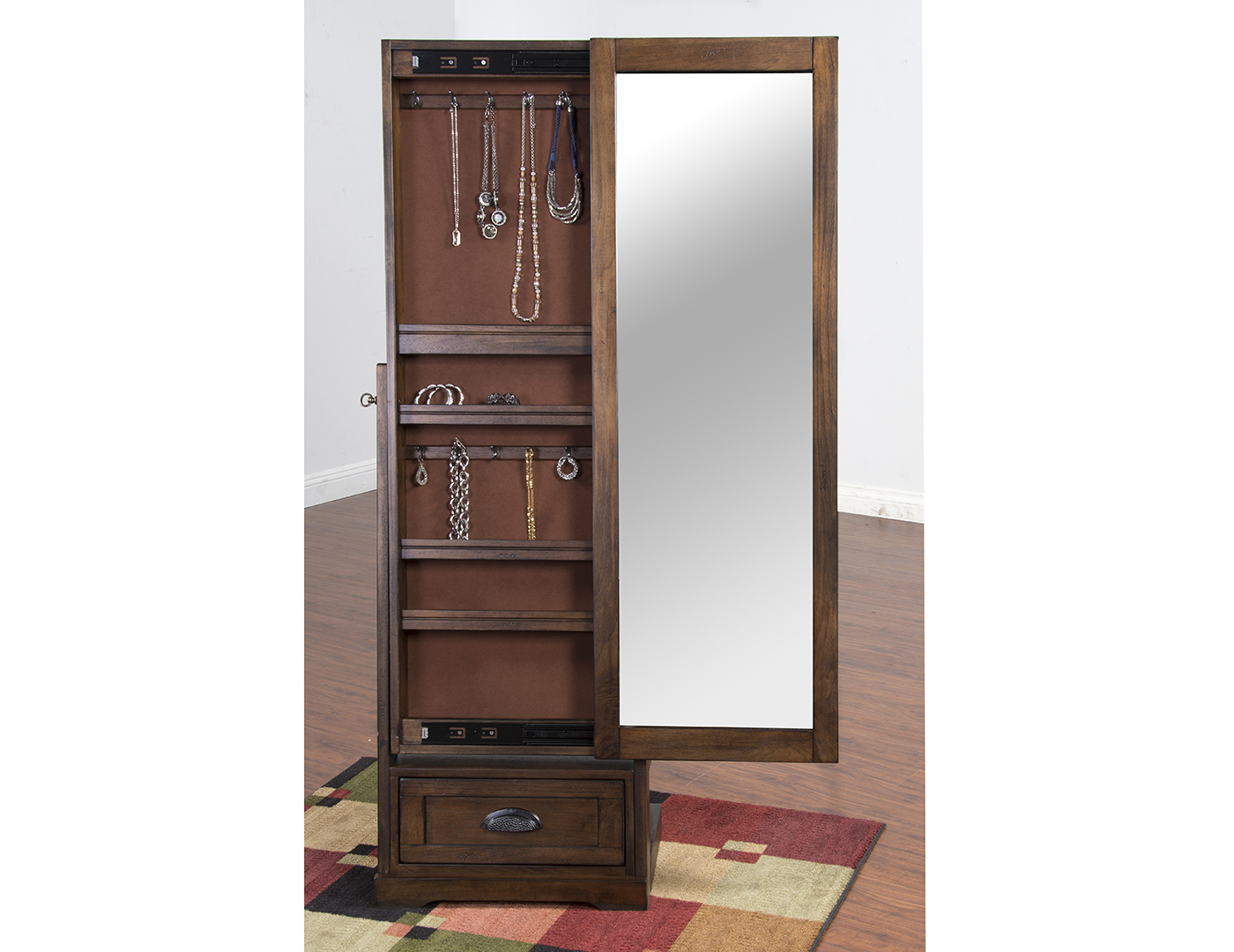 Savannah Jewlery Cabinet