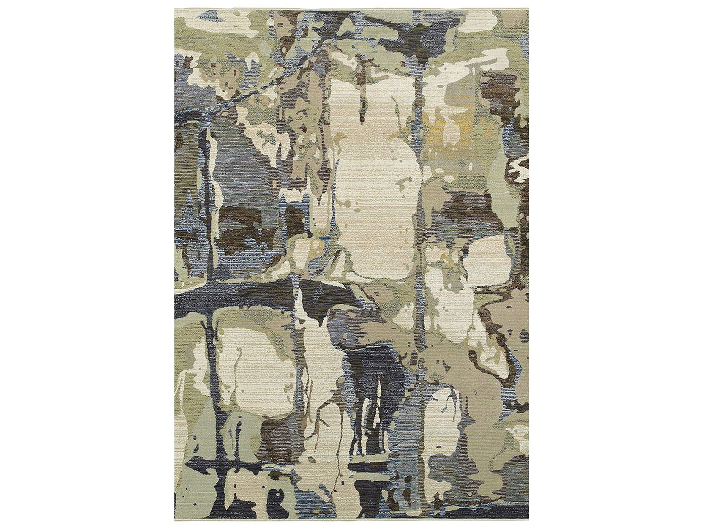 "Evolution Area Rug 5'3""W x 7'3""L"