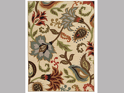 "Arabella Area Rug 5'3""X 7'3"""