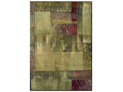 "Generations Area Rug 7'10""X 11'"
