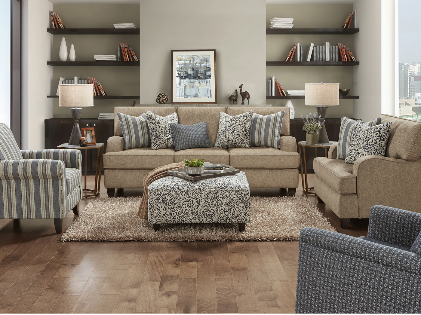 Willow Creek Sofa