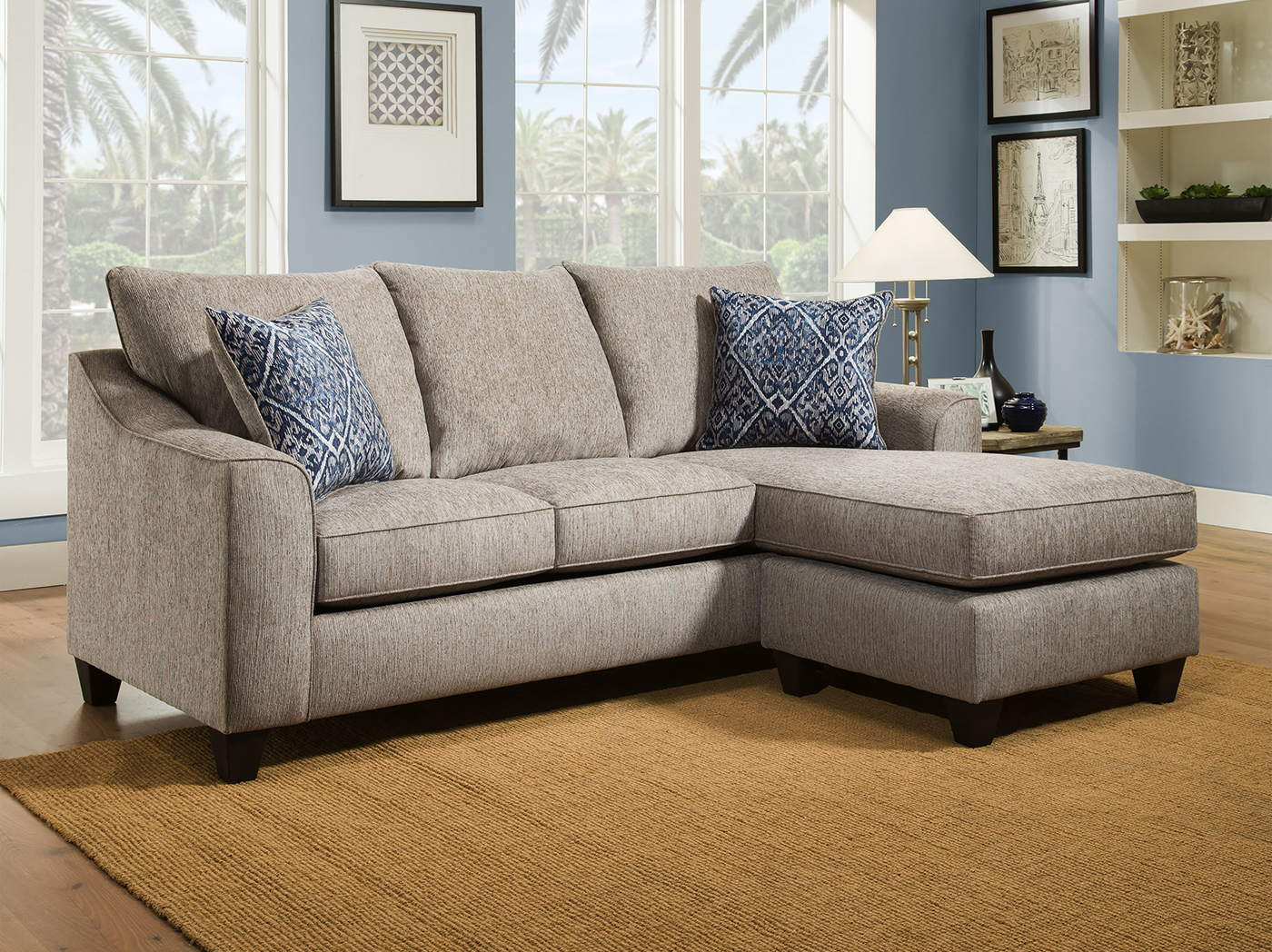 Ayden Chaise Sofa