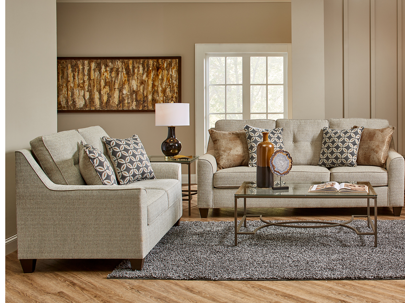 Buy the Gifford sofa, get the loveseat FREE!!