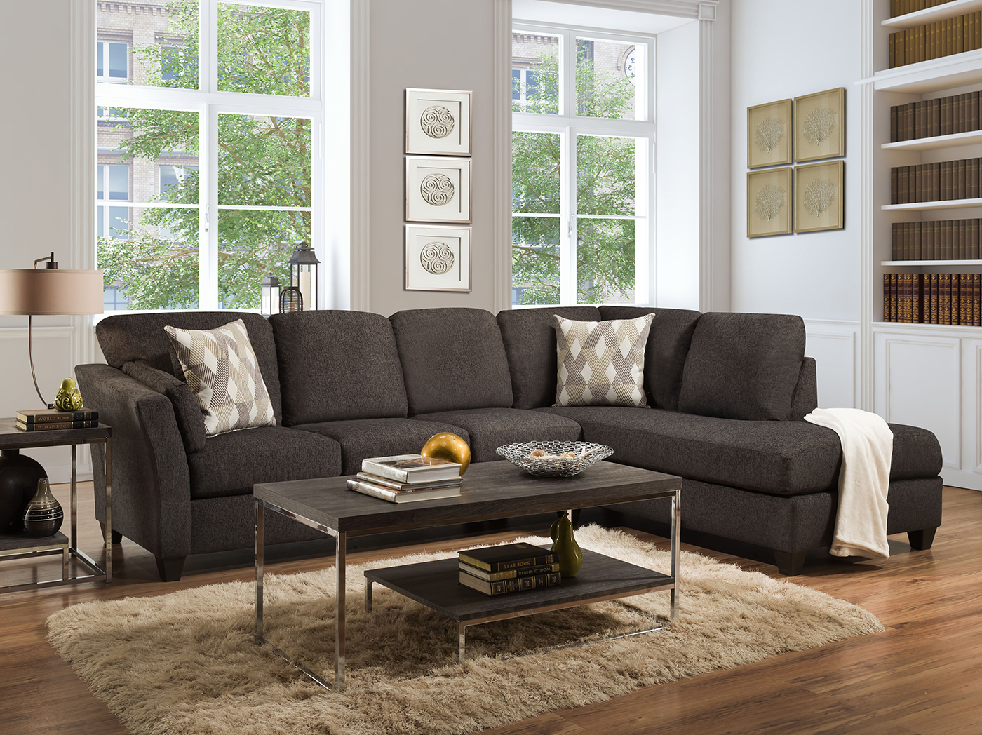 Wynn 2-Pc. Sectional