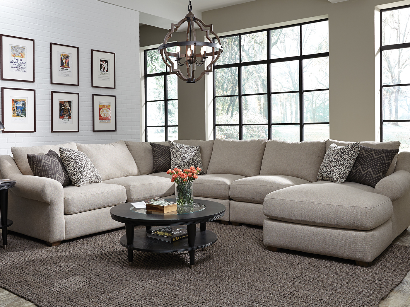 Melissa 5-pc. Sectional