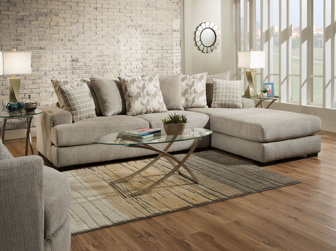 Steinhafels - Living Room - Sectionals