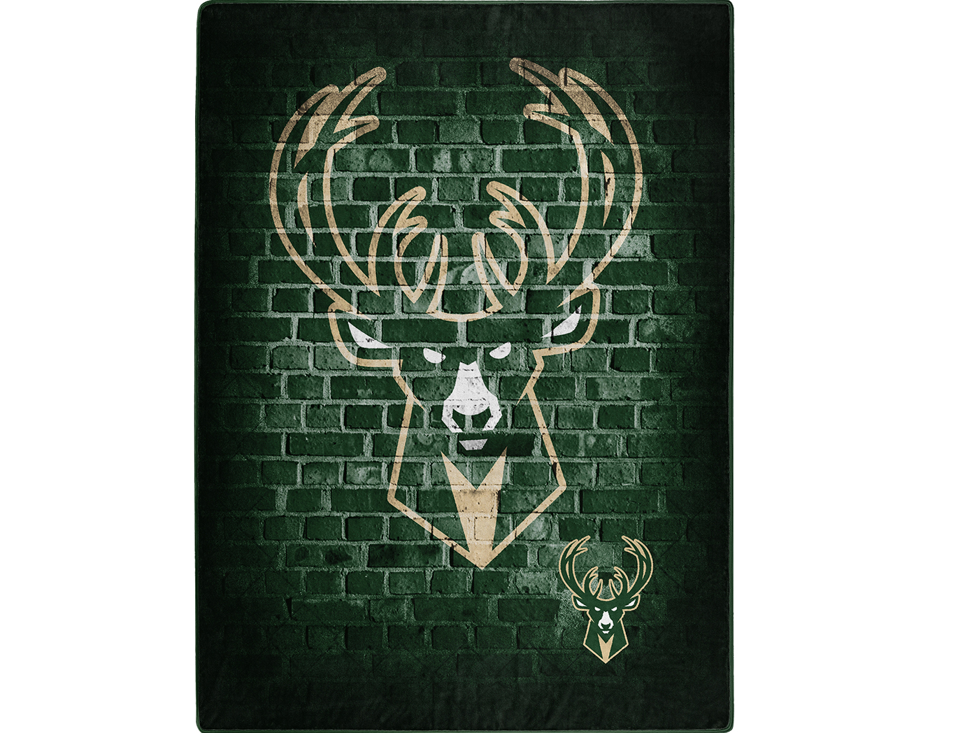 Milwaukee Bucks Throw