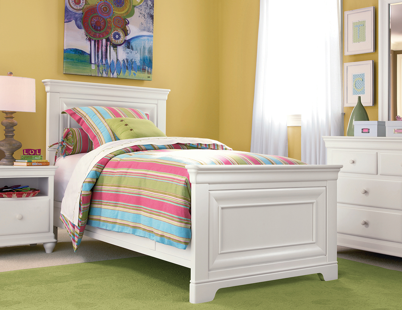 Classics 4.0 Twin Panel Reading Bed