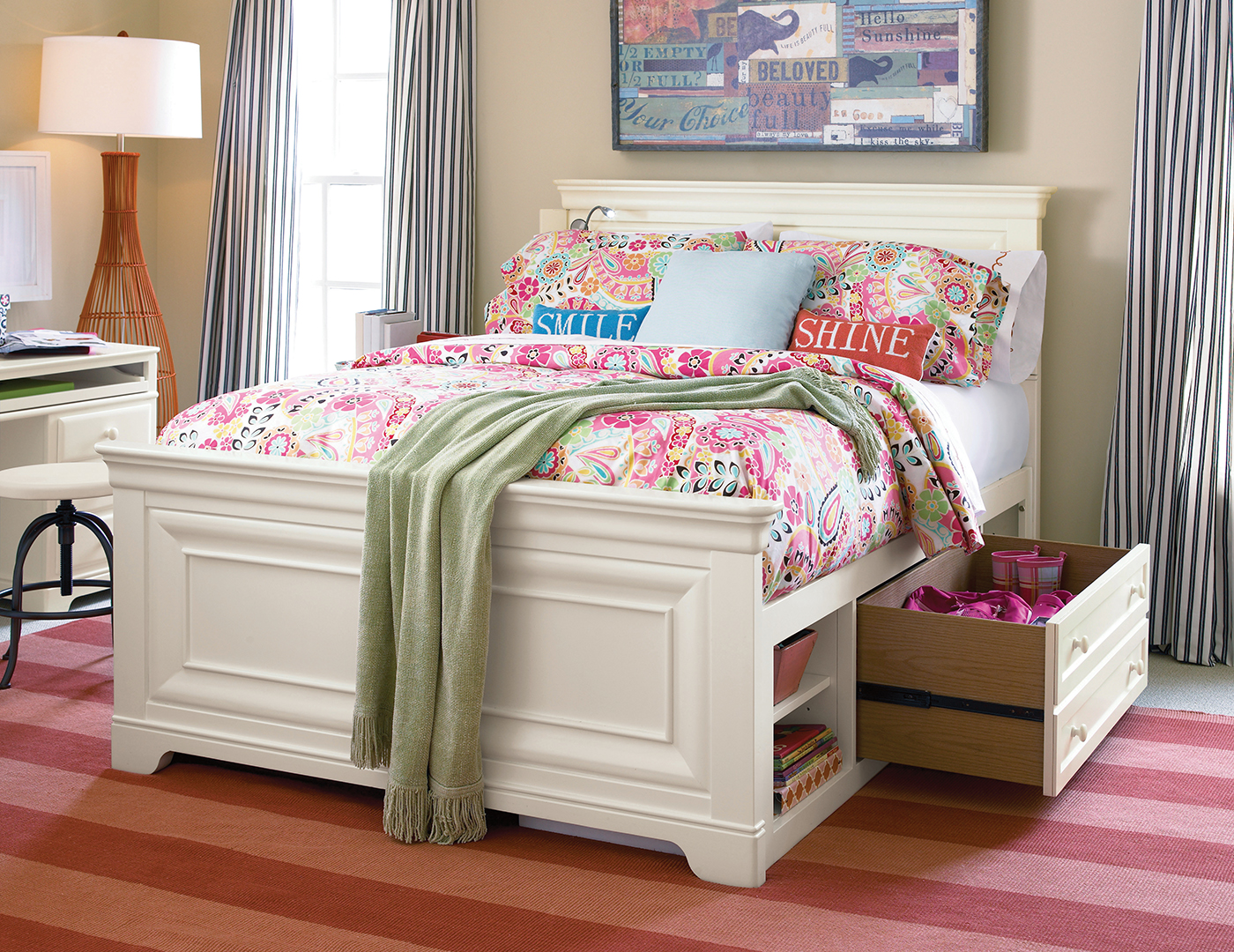 Classics 4.0 Twin Storage Reading Bed