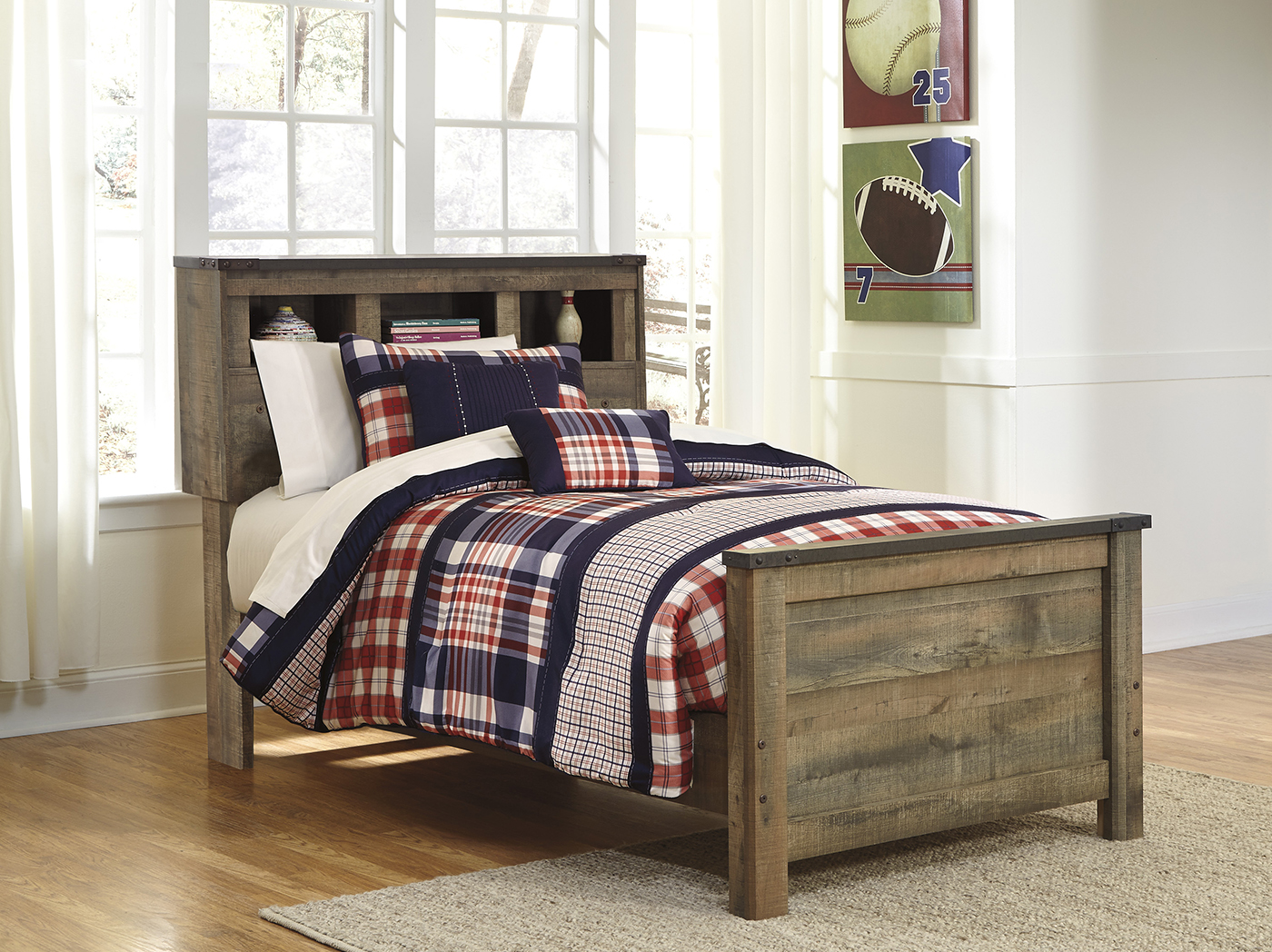 Trinell 5-pc. Twin Bedroom Set