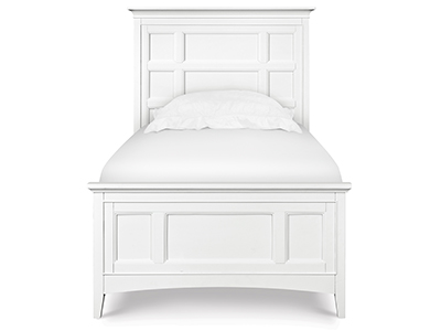Kenley Twin Panel Storage Bed