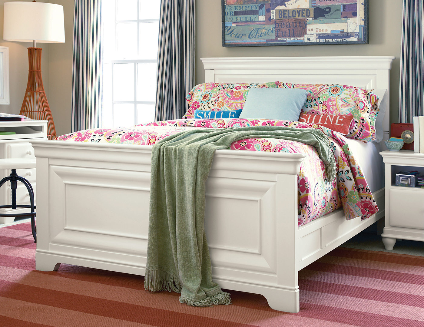 Classics 4.0 Full Panel Reading Bed