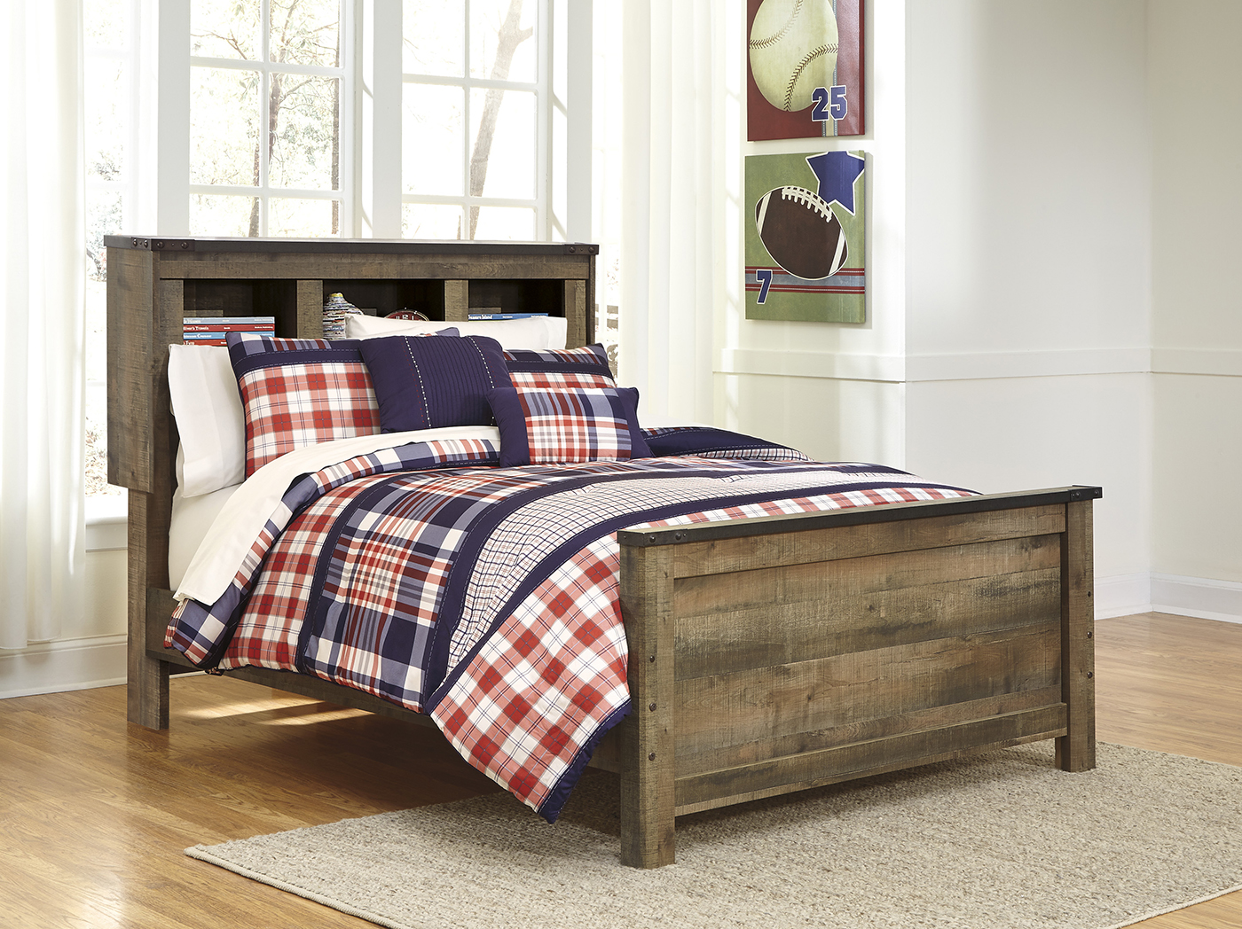 Trinell 5-pc. Full Bedroom Set