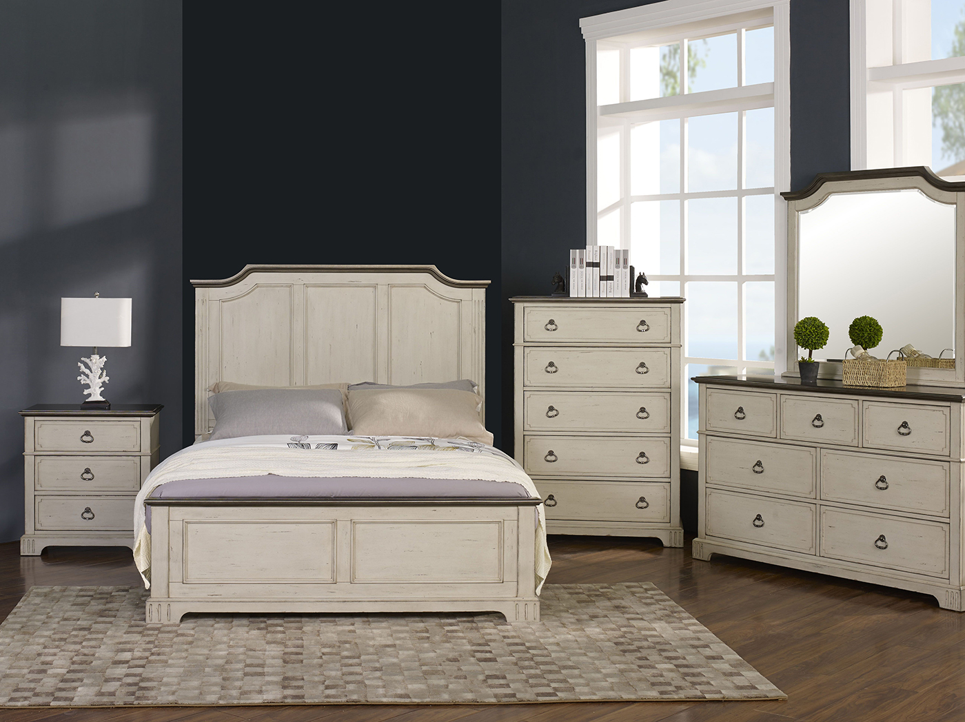 Avalon Cove 5-pc. Queen  Bedroom Set