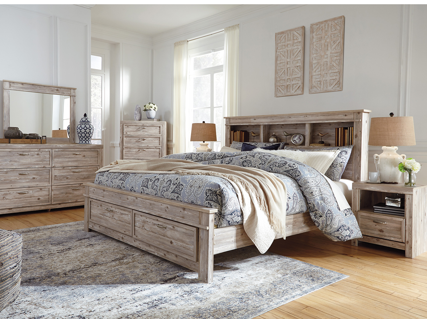 Willabry 3-pc. Queen Bedroom Set