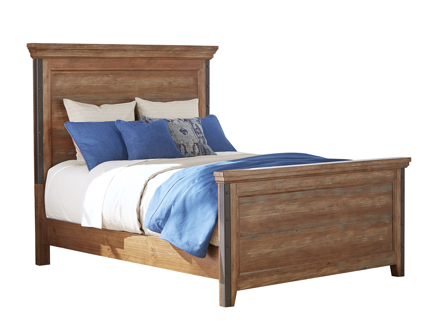 Taos Queen Panel Bed