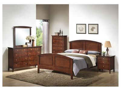 Parkway Queen Panel Bed