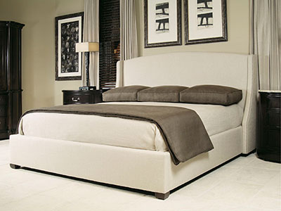 Cooper Wing King Upholstered Headboard