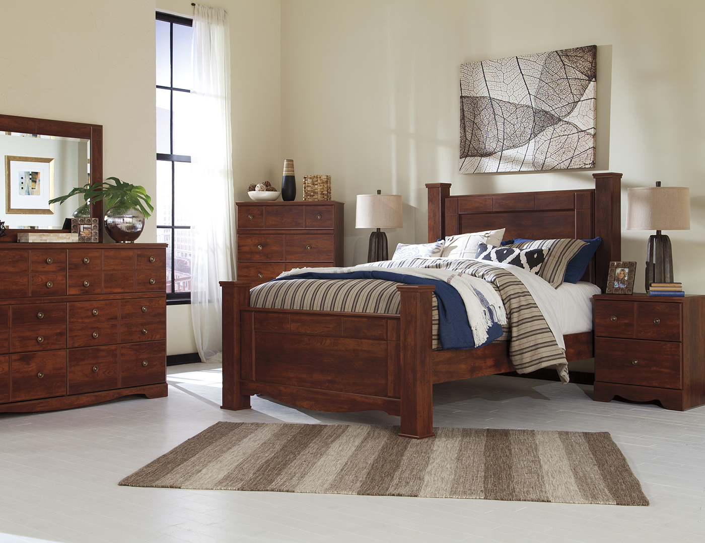Brittberg Queen Poster Bed Reviews