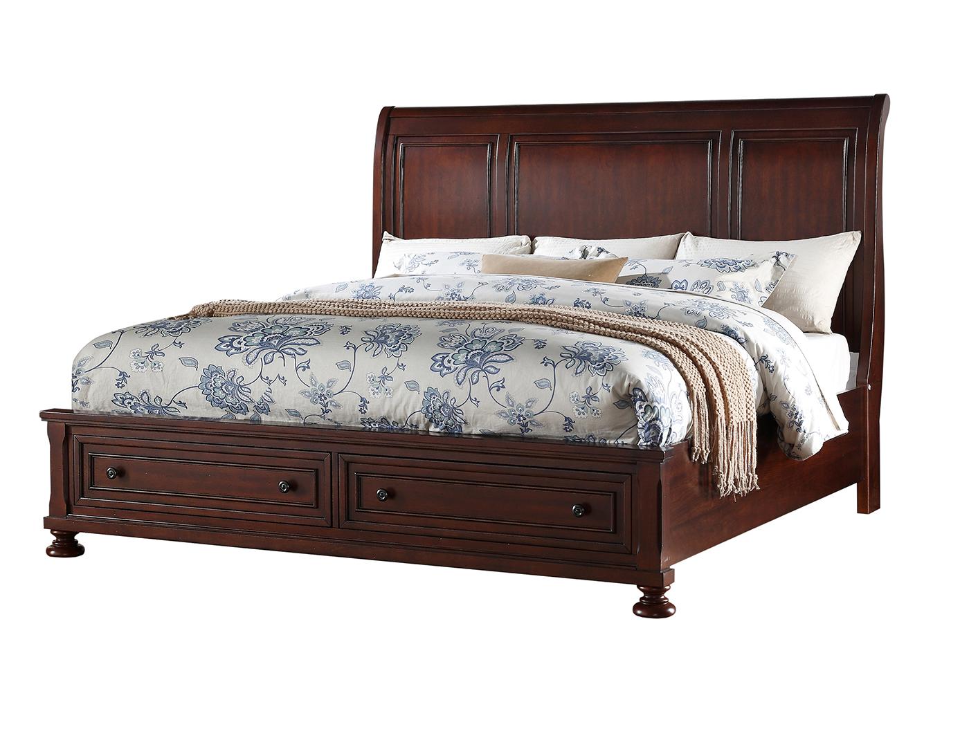 Steinhafels Direct Designs Cora King Storage Bed