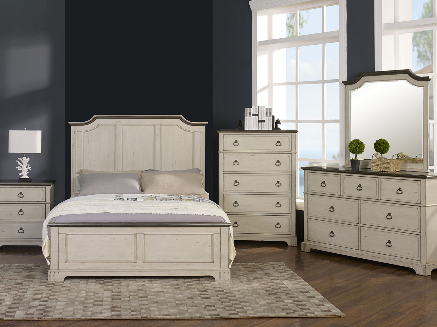 Avalon Cove 5-pc. King Bedroom Set