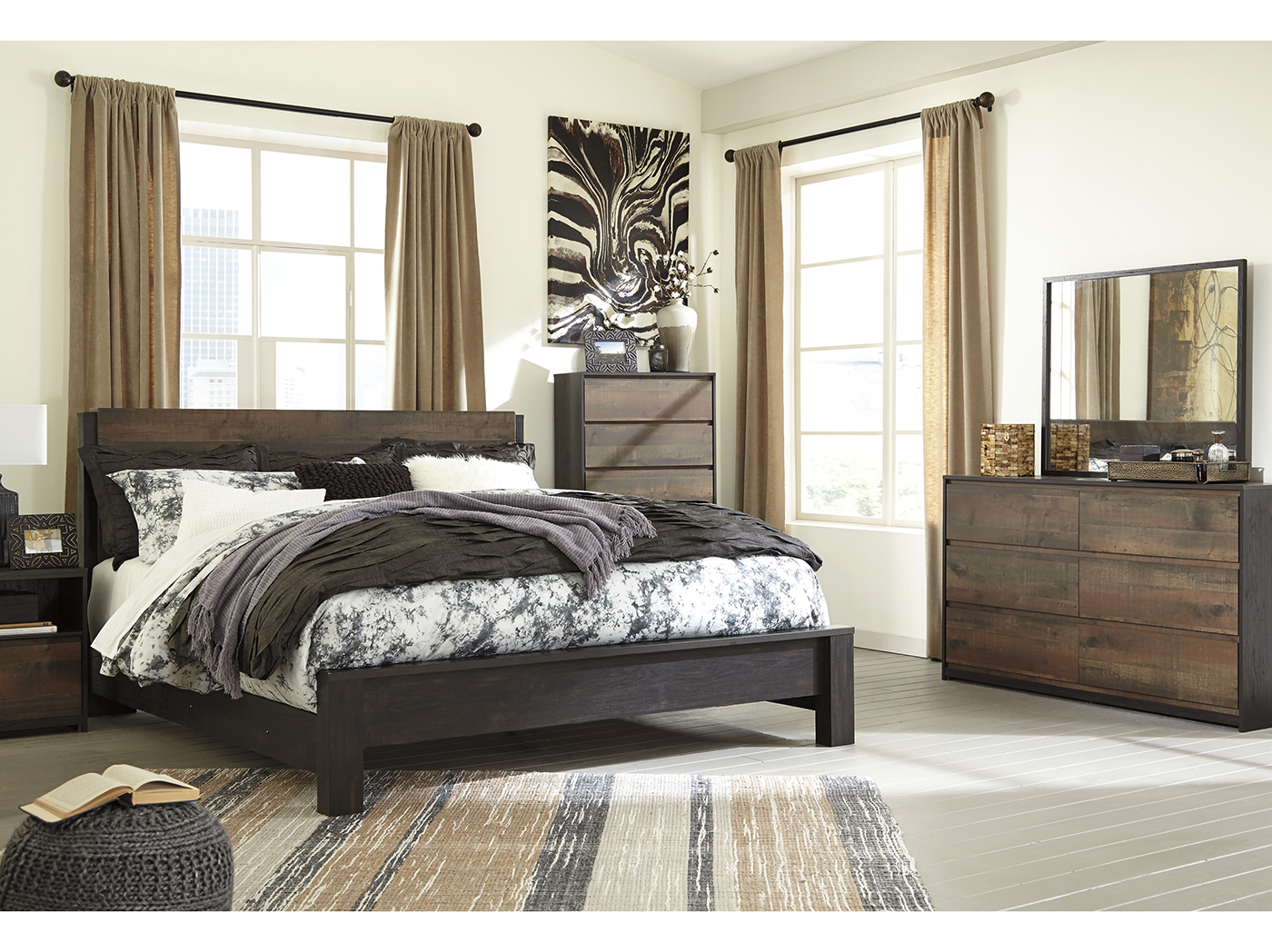 Windlore 5-pc. King Bedroom Set