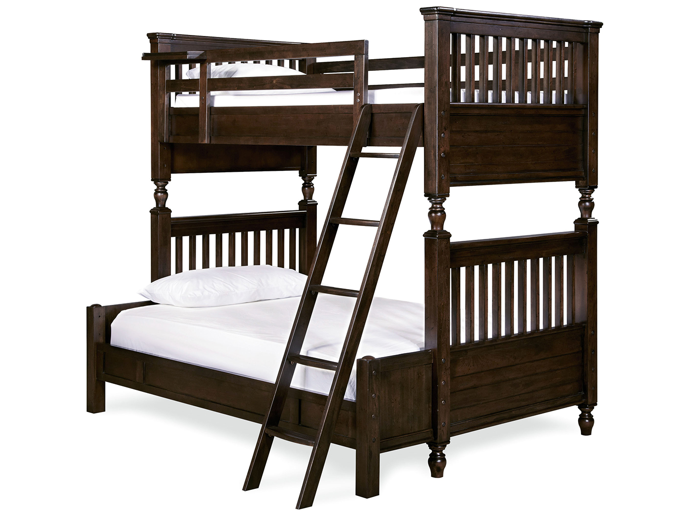 Guys Twin Over Full Bunk Bed