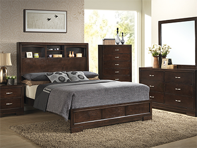 Harper 5-pc. Queen Bedroom Set