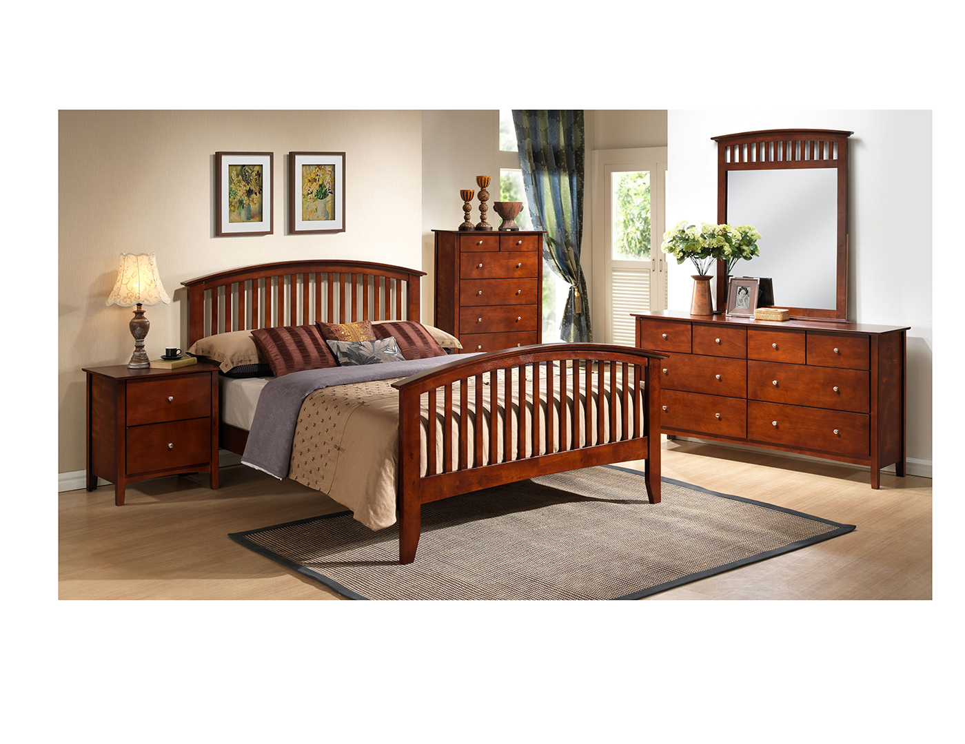 Metro Bedroom Furniture Metro Bedroom Set In White Wenge Dcg Stores Metro Bedroom Set J M