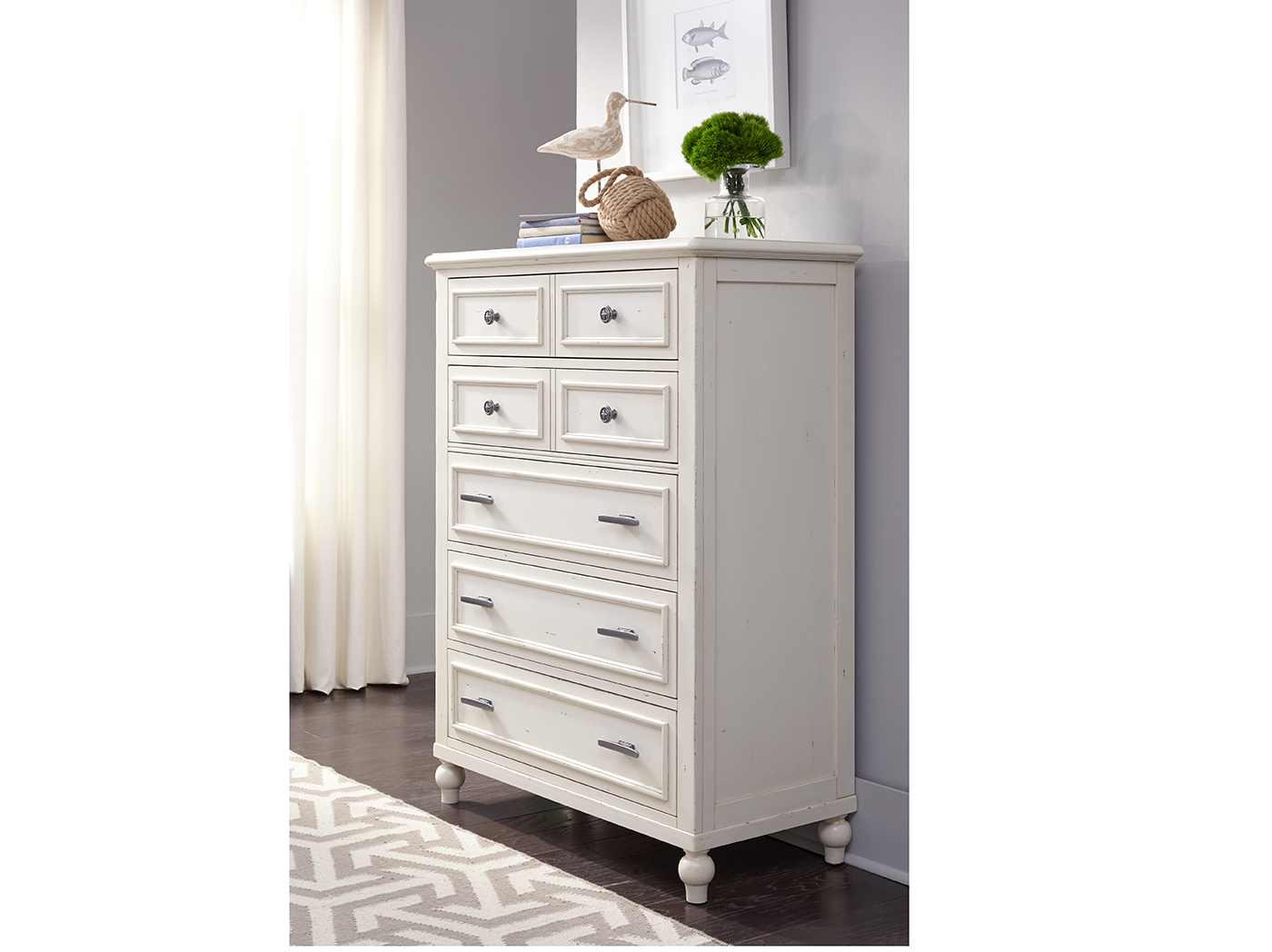 Harbor House 5 Drawer Chest