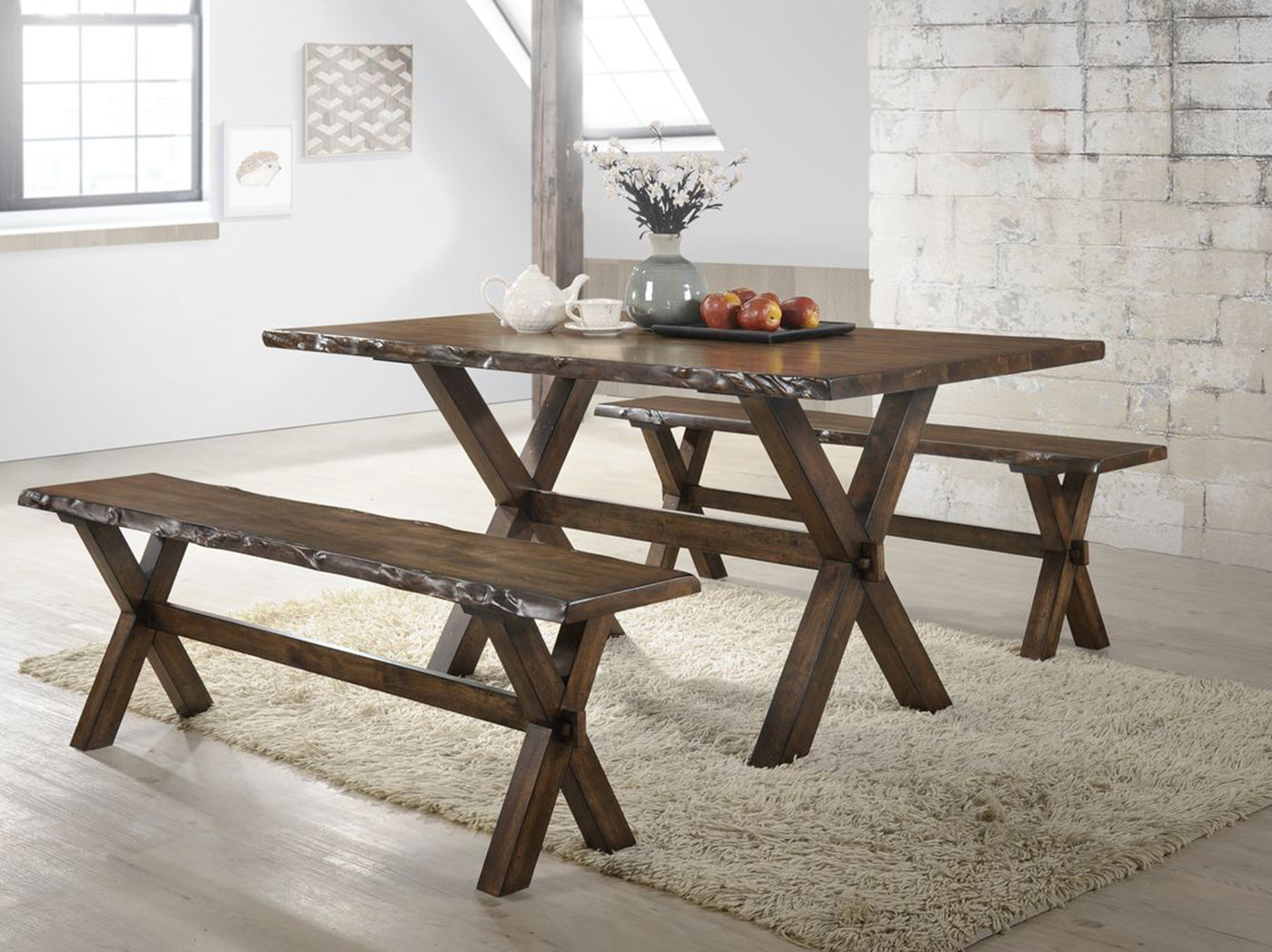 3-Pc. Dining Set