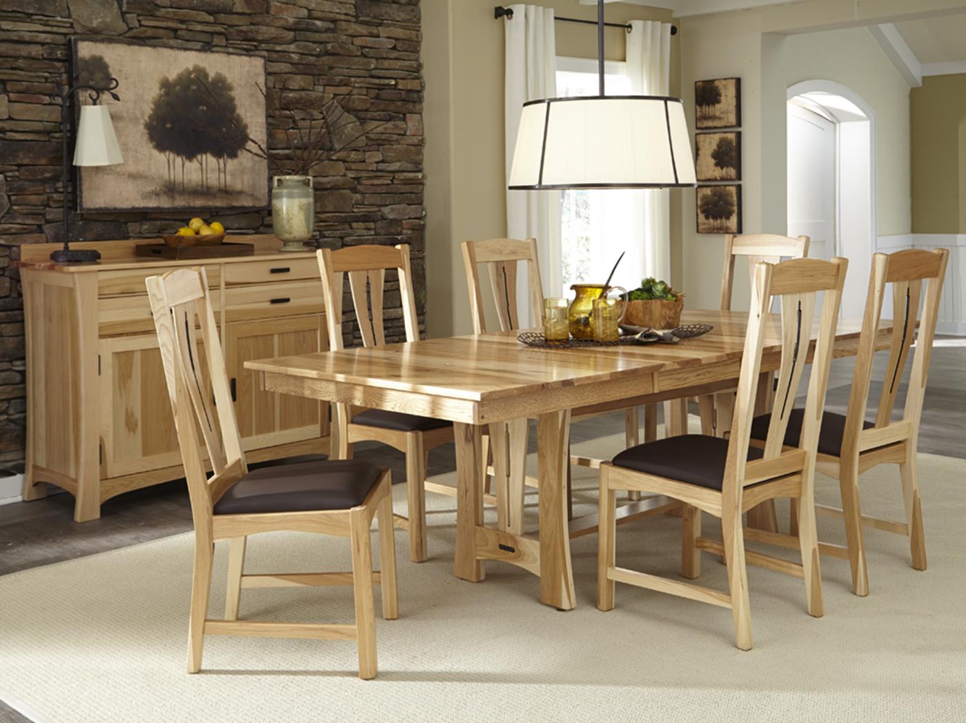 Steinhafels Hickory Ridge Rectangle Table