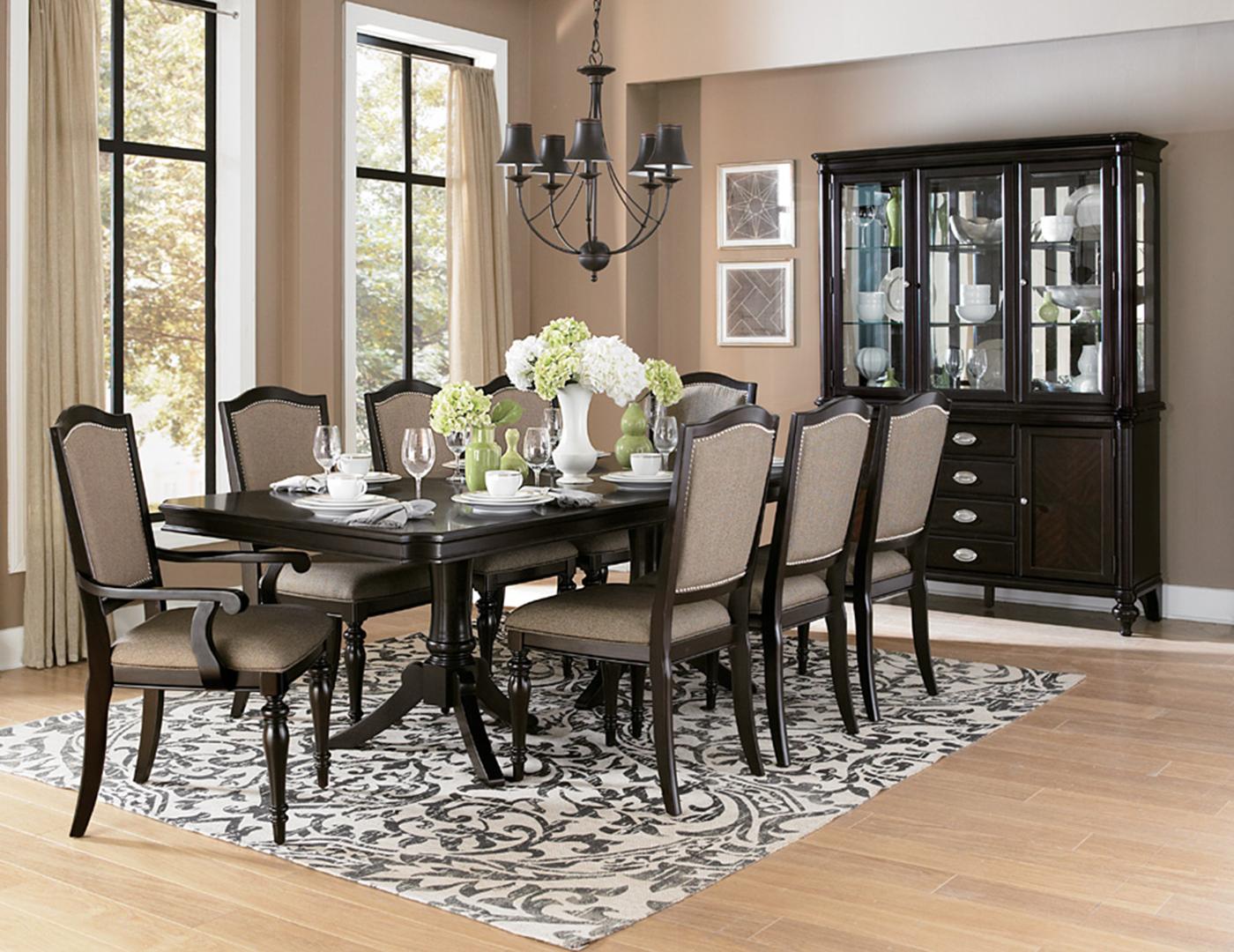 100 Bradford Dining Room Furniture Dining Tables Safavieh Home Dining Room Furniture 7