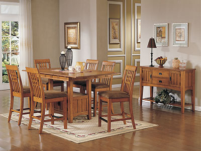 Direct Designs® Bungalow 5-pc. Dining Set