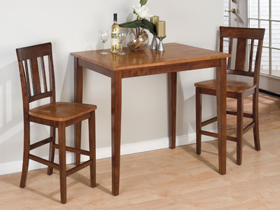 Lauren 3-pc. Counter-Height Dining Set
