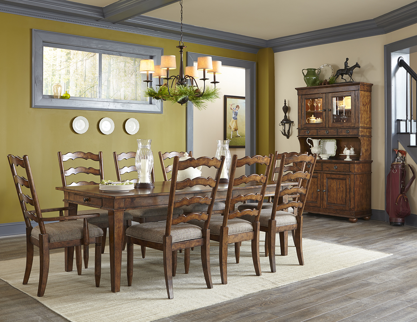 Southern Pines 7-pc. Dining Set