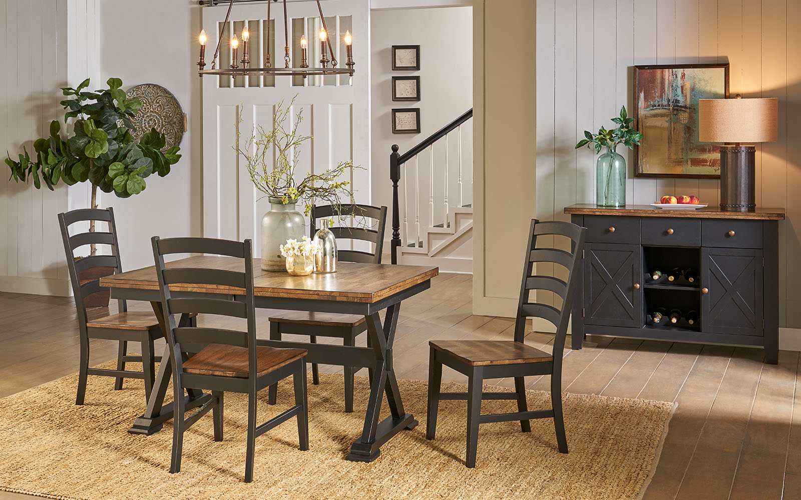 Creekside 5-pc. Dining Set