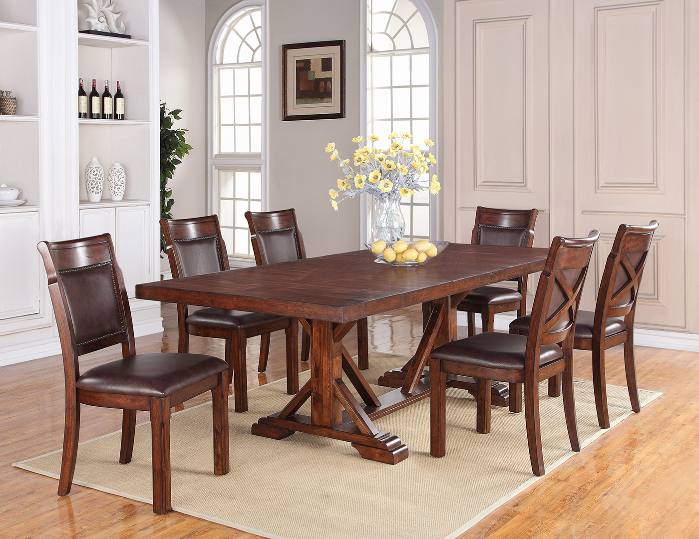 Bradford 7-pc. Dining Set