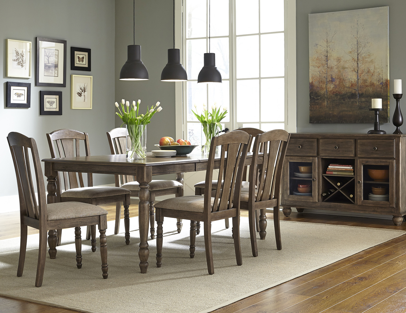 Candlewood 7-pc. Dining Set