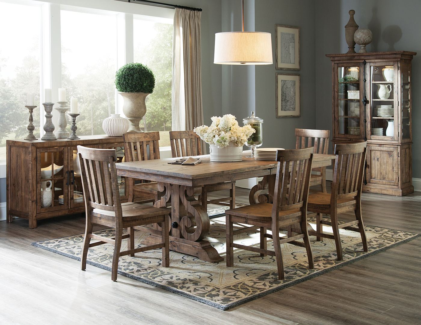 Rock Creek 5-pc. Dining Set