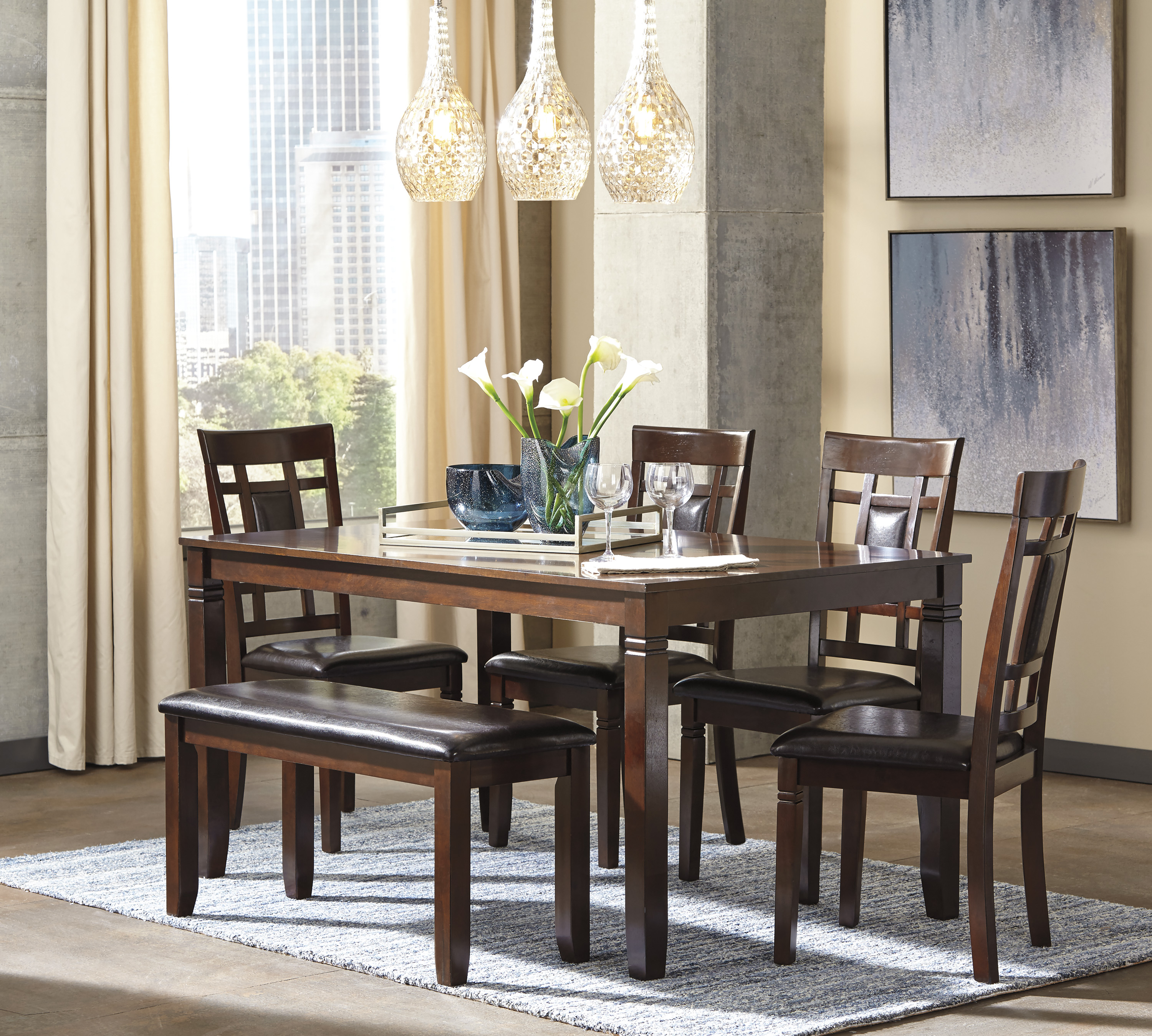 Sienna 6-Pc. Dining Set