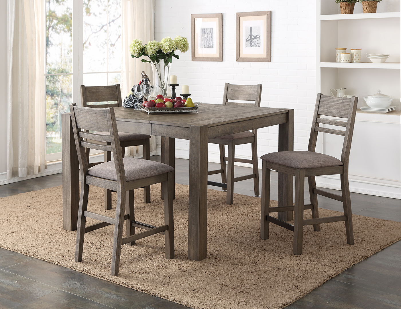 Hillcrest Counter Height Dining Table