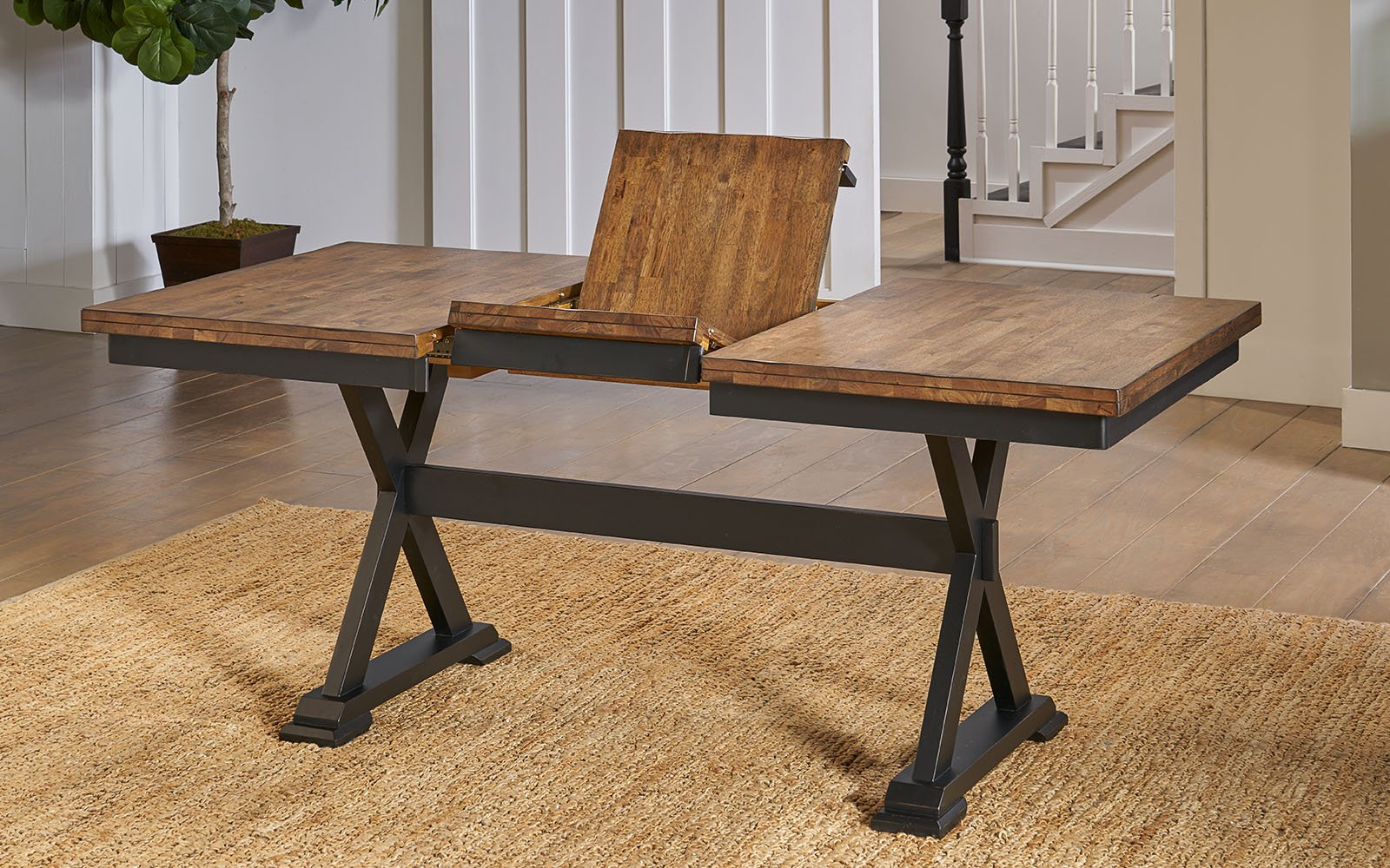 Creekside Trestle Table