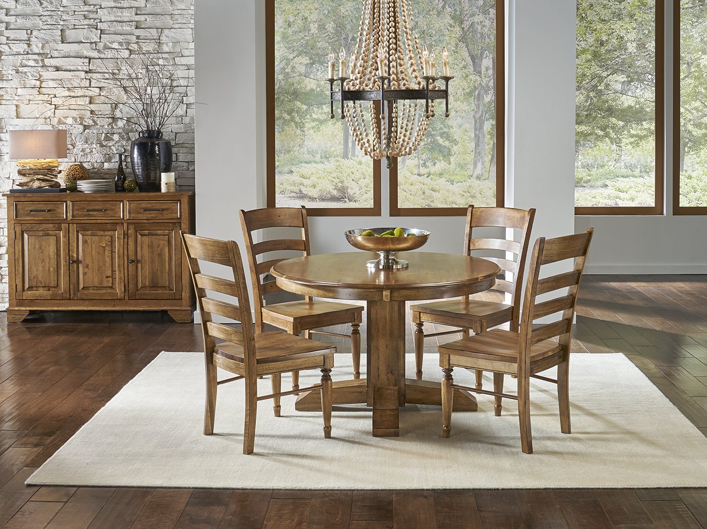 Bennett Round Dining Table