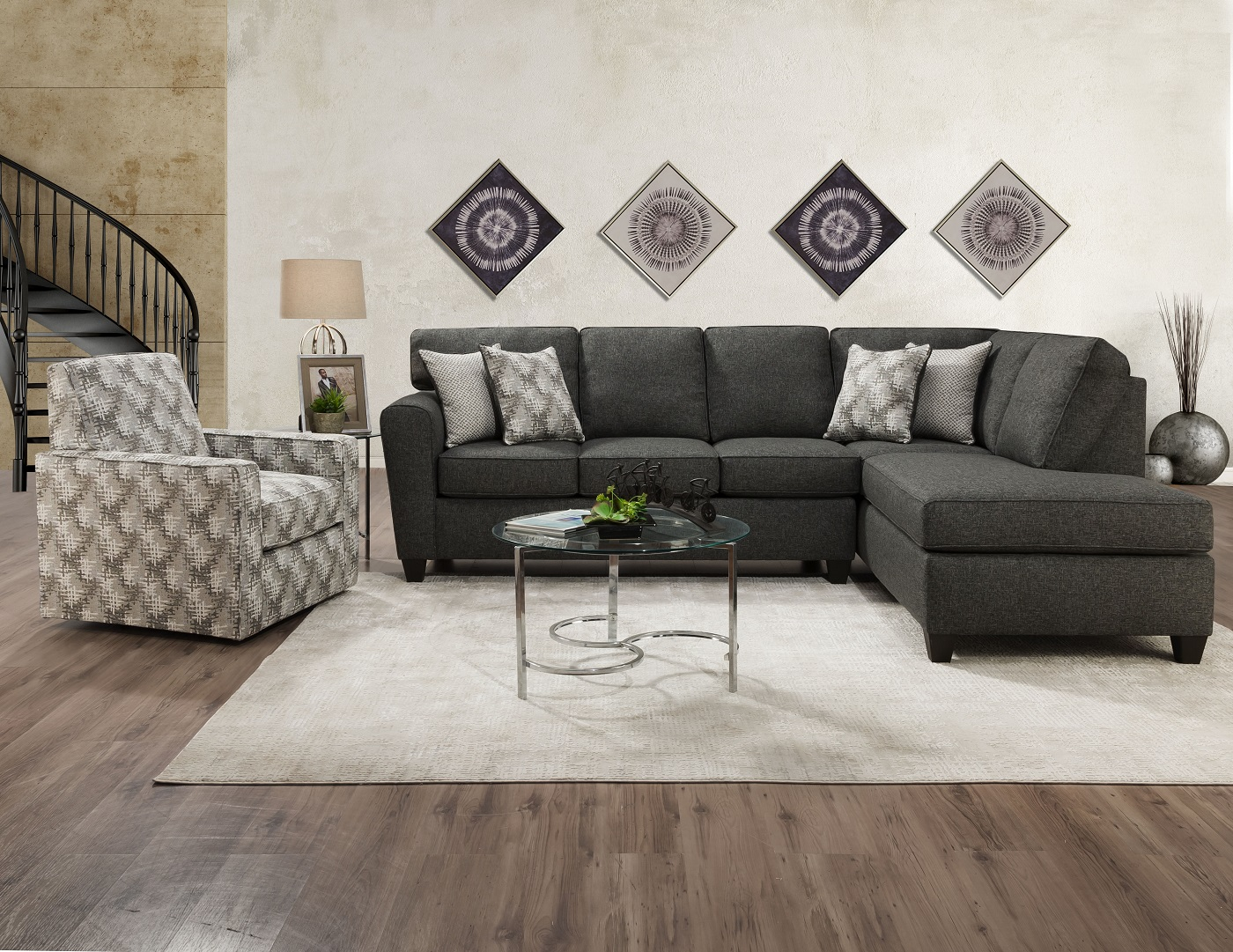 Gilmore 2-Pc. Sectional