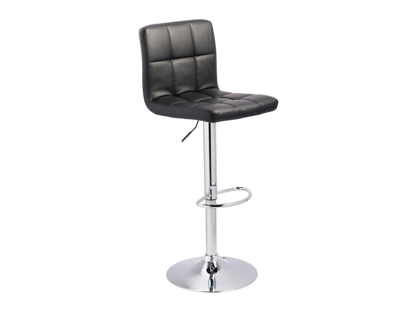 Bella Swivel Upholstered Barstool
