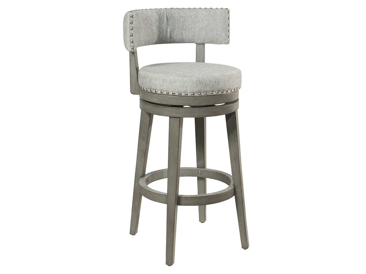 "Lawton 26"" Swivel Barstool"