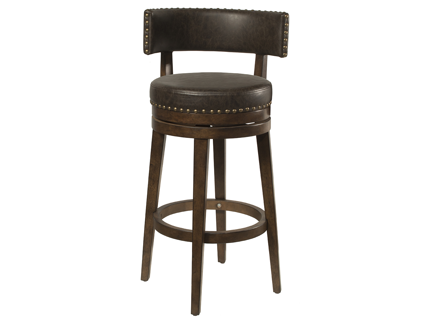 "Lawton 26"" Swivel Counter Stool"
